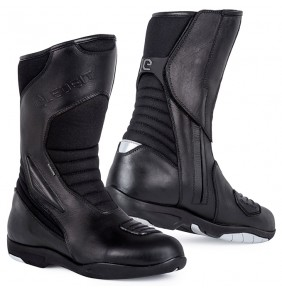 Botas Touring Eleveit T Road WP Black