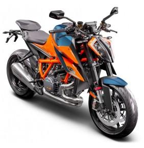 KTM 1290 SUPER DUKE R ORANGE 2021