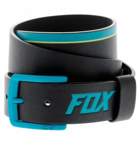 Cinturón Fox Process Belt Black / Blue