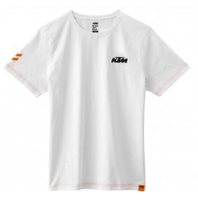 Camiseta KTM Racing White