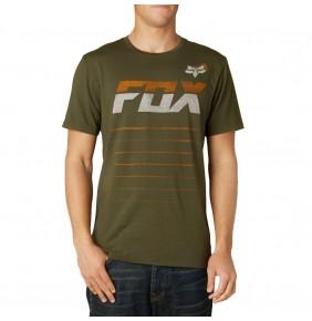Camiseta Fox 11th Hour Premium Army