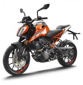 KTM 125 Duke Orange 2019