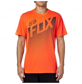 Camiseta FOX Tech Captive Fluo Orange