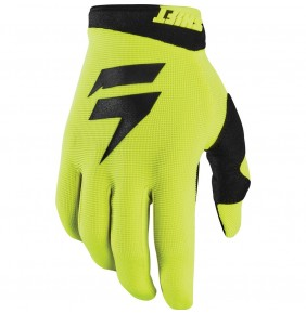 Guantes Niño Shift WHIT3 Air Fluo Yellow