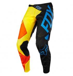 Pantalón Fox 360 Preme Black Yellow