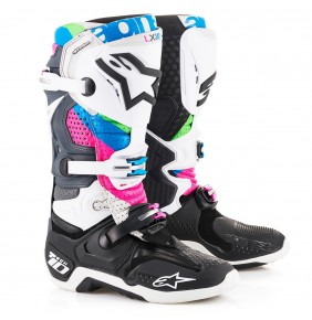 Botas Alpinestars Tech 10 Vision Limited Edition