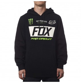 Sudadera Fox Monster Paddock Limited Edition