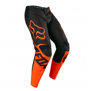 Pantalón Niño FOX 180 Race Orange