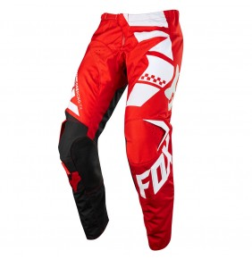 Pantalón FOX 180 Sayak Red 2018
