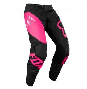 Pantalón FOX 180 Mastar Black Pink 2018
