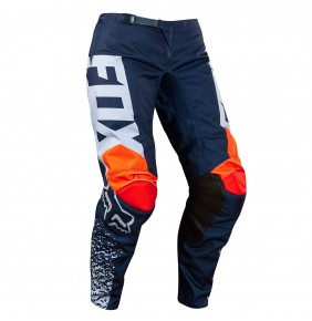Pantalón FOX Womens 180 Grey Orange 2018