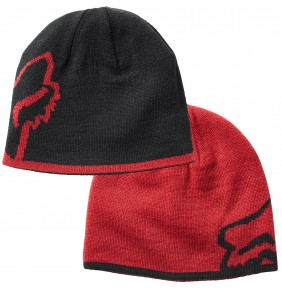 Gorro Reversible Fox Streamliner Beanie Black / Garnet