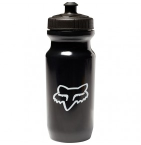 Bidón Fox Base Water Bottle Black / White