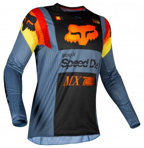 Camiseta Niño FOX Youth 360 Murc Jersey Blue Steel 2019