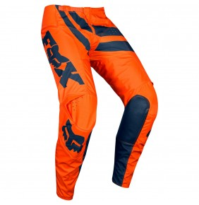 Pantalón Niño FOX 180 Cota Orange 2019