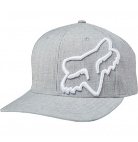 Gorra Fox Clouded Flexfit Stl Gry