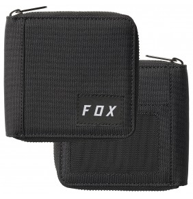 Cartera FOX Machinist Wallet Black