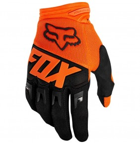 Guantes Niño FOX Dirtpaw Race Orange 2018