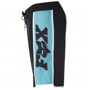 Bañador Fox Race Team Stretch Boardshort Black / Blue