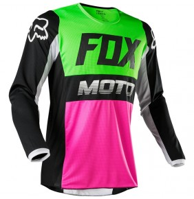 Camiseta FOX 180 Fyce Mul 2020
