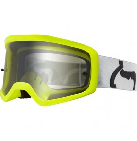 Gafas Niño FOX Main II PC Prix Grey 2020
