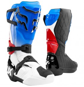 Botas FOX Comp R Blue / Red 2020