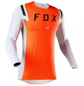 Camiseta FOX Flexair Howk Fluo Orange 2020