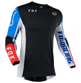 Camiseta FOX Flexair Honr Black 2020