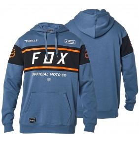 Sudadera Fox Official Blue Steel 2021