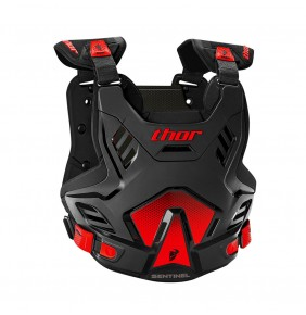 Peto Niño Thor Sentinel GP Black Red