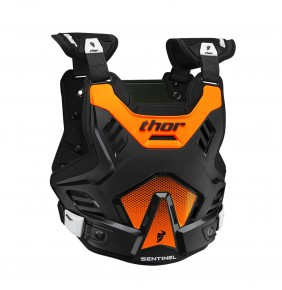 Peto Niño Thor Sentinel GP Black Orange
