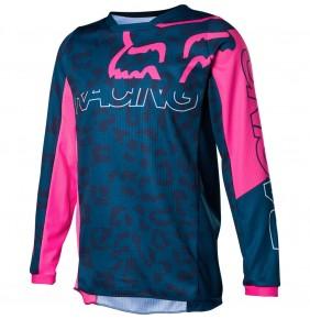 Camiseta Niño FOX 180 Skew Dark Indigo 2022