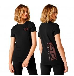 Camiseta Chica Fox Dream On Tech Tee Black