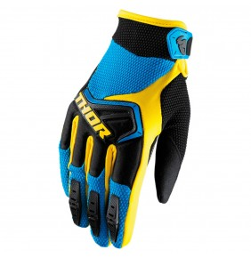 Guantes Niño Thor Spectrum Blue / Black