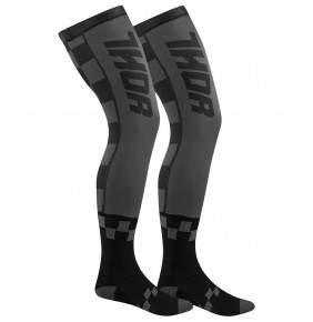 Calcetines Largos Thor Comp Sock Black / Grey