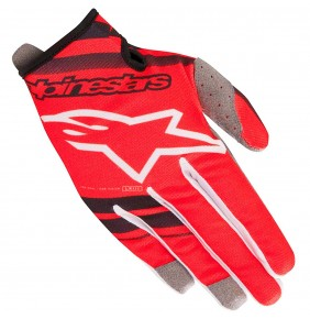 Guantes Niño Alpinestars Radar Red / Black