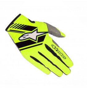 Guantes Alpinestars Neo Yellow Fluo / Black