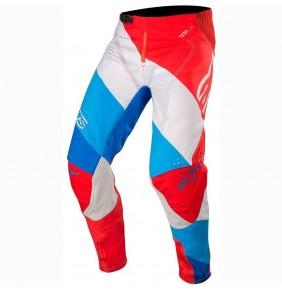 Pantalón Alpinestars Techstar Venom Red / White / Blue
