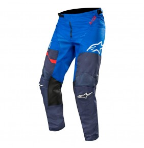 Pantalón Alpinestars Racer Flagship Dark Navy / Blue / Red 2019