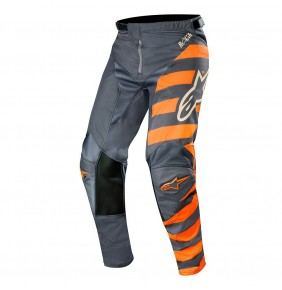 Pantalón Alpinestars Racer Braap Anthracite / Orange Fluo / Sand 2019