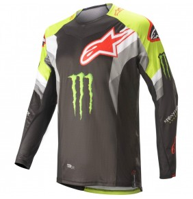 Camiseta Alpinestars ET Monster 2020