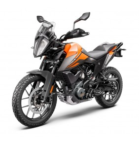 KTM 390 Adventure Orange 2021
