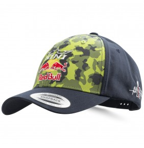 Gorra KTM Kini Red Bull Camouflage Cap 2020