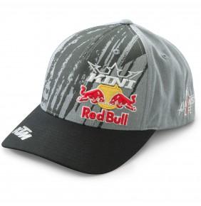 Gorra KTM Kini Red Bull Corrugated Cap