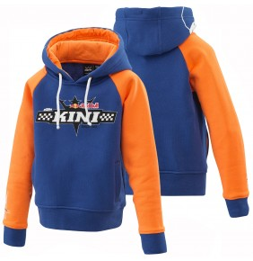 Sudadera Niño KTM Kini Red Bull Kids Finish Flag Hoodie 2021