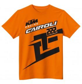 Camiseta KTM Tony Cairoli 222 Tee