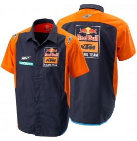 Camisa KTM Alpinestars Red Bull Replica Team