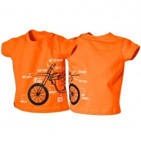 Camiseta Bebé KTM Baby Radical Tee