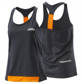 Camiseta Chica Deportiva KTM Women Emphasis Top 2020