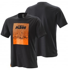 Camiseta KTM Radical Tee Black 2020